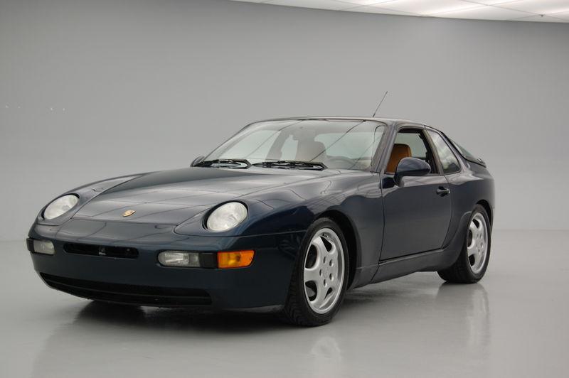 Porsche 968 Coup U00e9 - Les Mod U00e8les